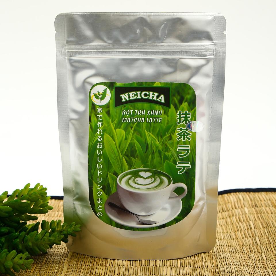 Bột Matcha latte Đài Loan Neicha 200g