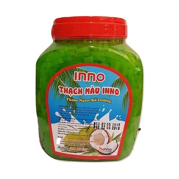 Thạch Inno Dừa