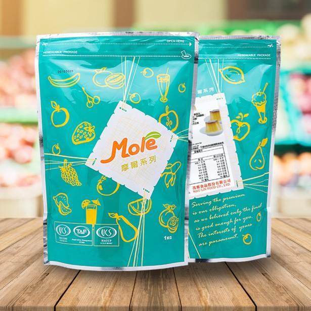 Bột Váng Sữa Muối Biển Đài Loan Mole