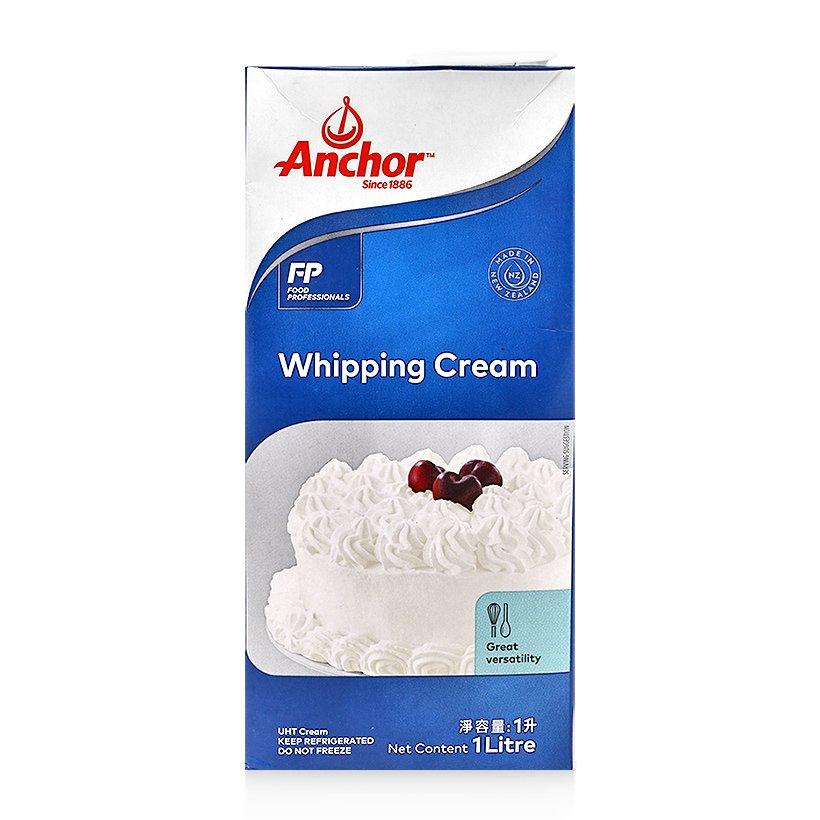 Sữa kem đánh tiệt trùng Anchor 1L