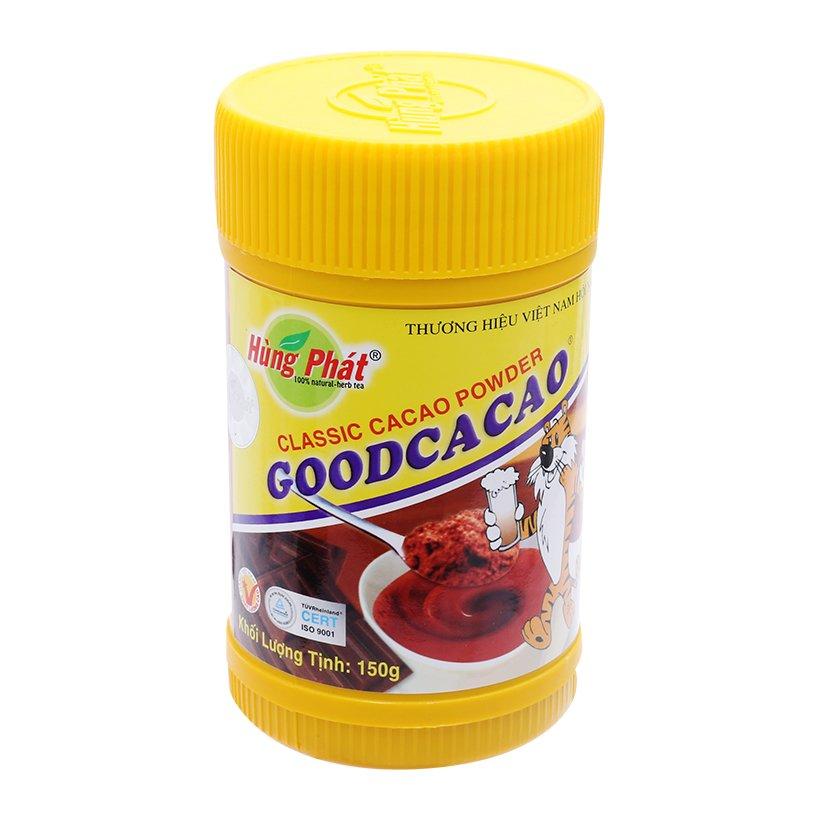 Bột Cacao Hùng Phát
