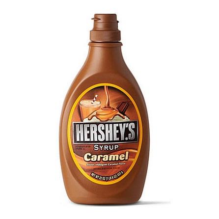 Sốt Hershey Caramel nhỏ 680g