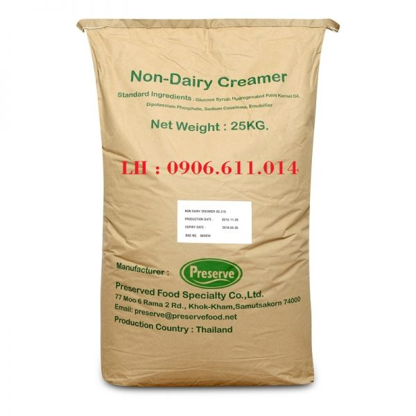 Bột Sữa Thái 25Kg