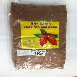 Bột Socola Malaysia Giấy Bạc Nhãn Vàng