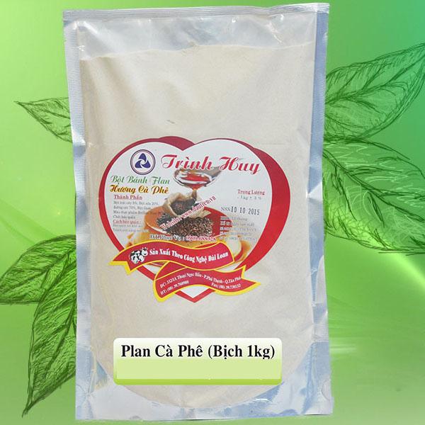 Pudding Hàng Huy Cà Phê