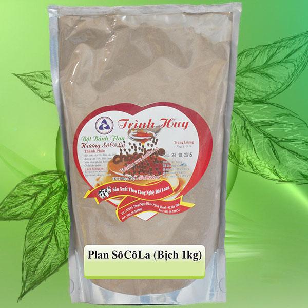 Pudding Hàng Huy Socola
