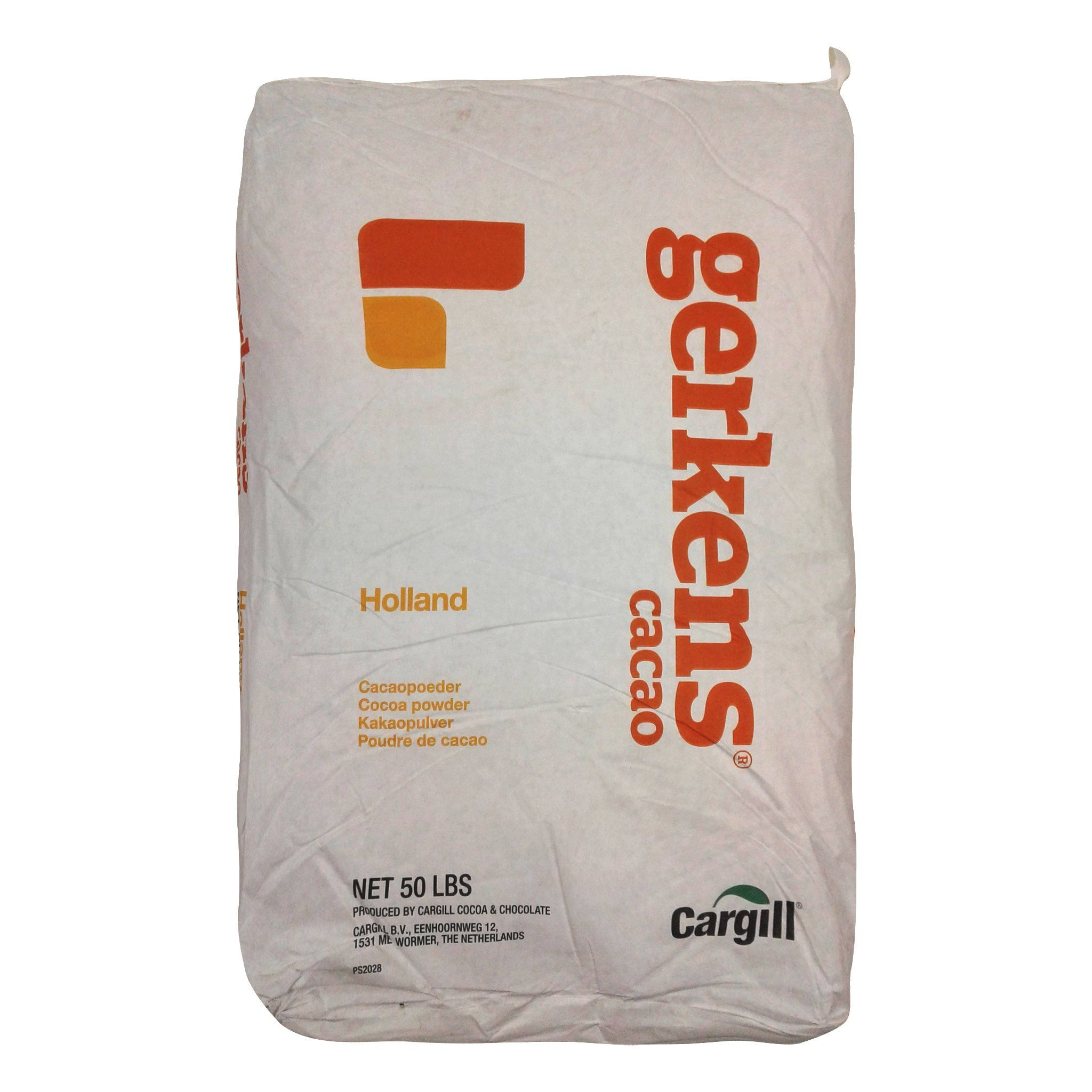 Bột Gerkens Cacao 25kg/bao