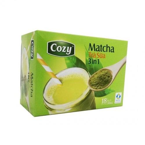 Trà Sữa Matcha 3 in 1 Cozy