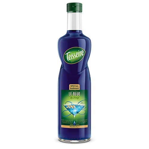 Siro Tessi 700ml Le Blue