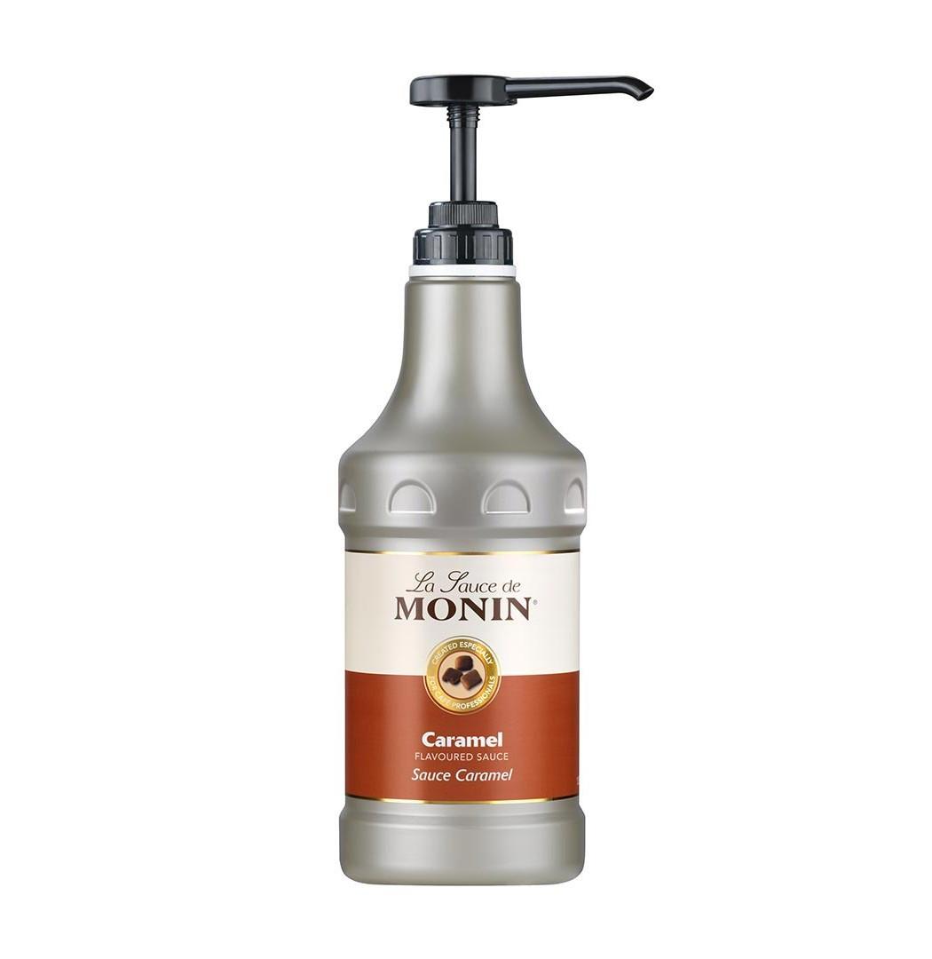Sốt Monin Caramel 1.89L