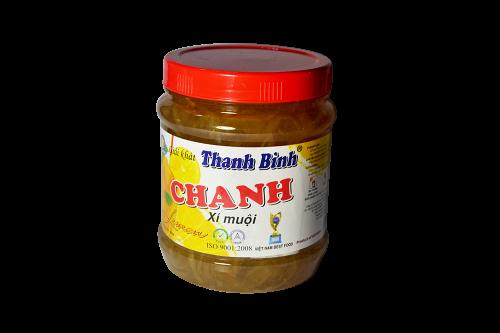 Chanh xí muội Thanh Bình